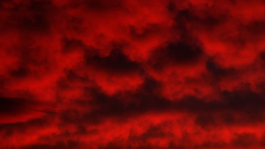 red steppe clouds - photo #37