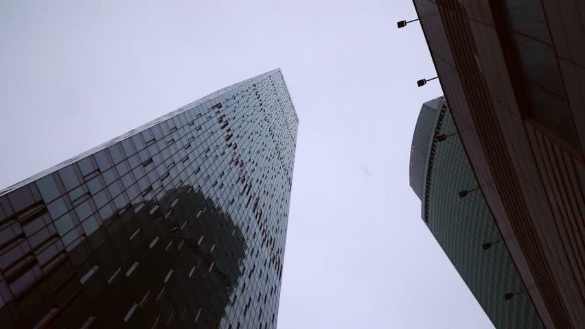 Business skyscrapers financial district   Shutterstock HD Video #23104624