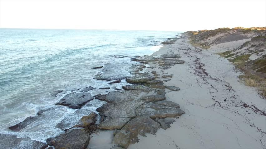 Coastal Drone Footage   Shutterstock HD Video #23110312