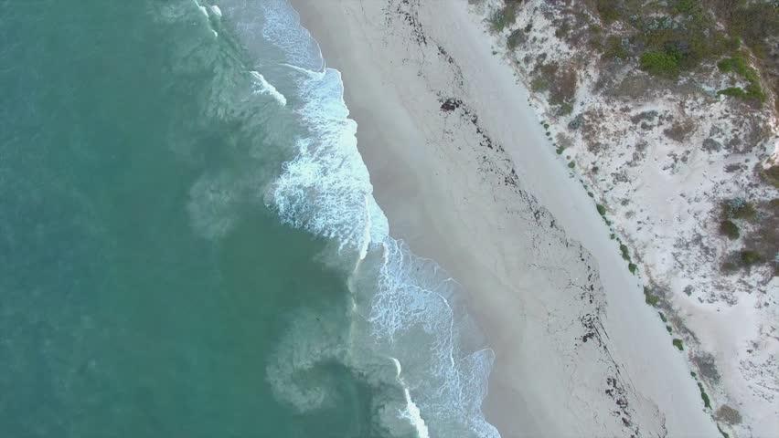 Coastal Drone Footage   Shutterstock HD Video #23110321