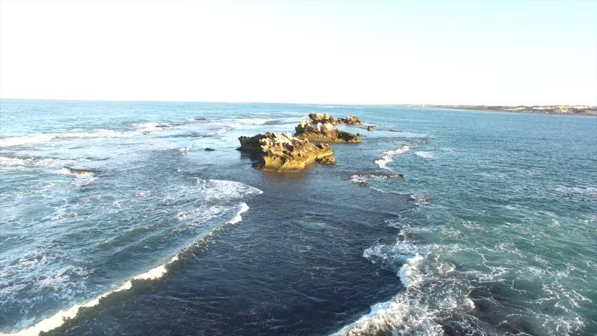Coastal Drone Footage   Shutterstock HD Video #23110330