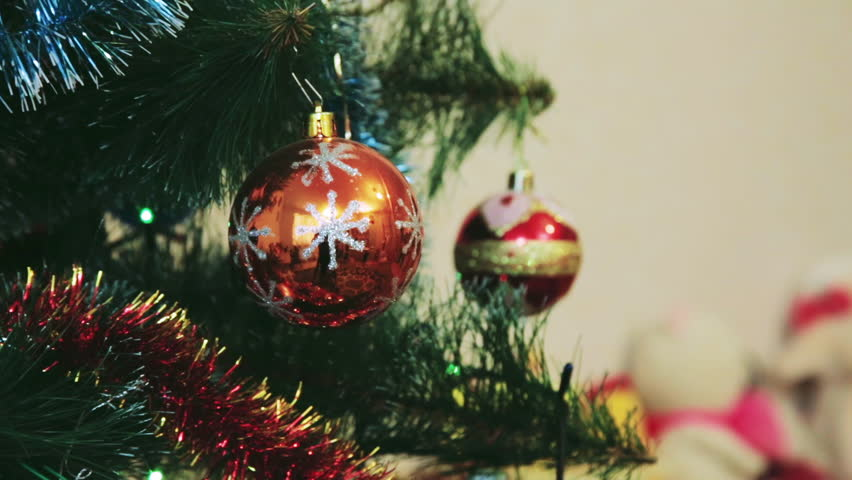 Christmas and New Year Decoration. | Shutterstock HD Video #23120338
