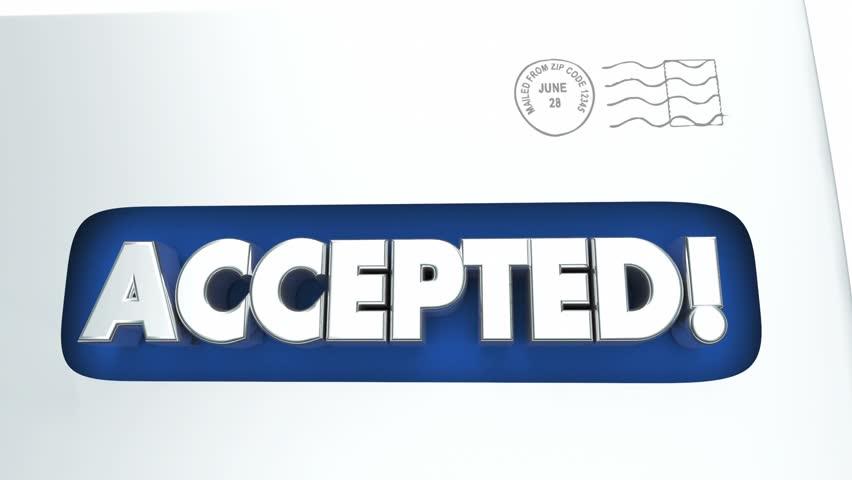 Header of acceptance
