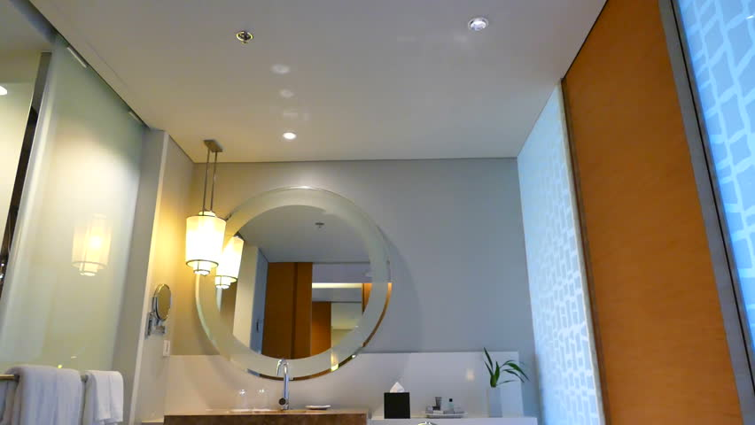 Interior Decoration Of Bathroom