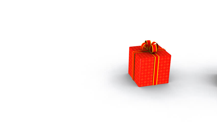 Lots of Gifts - HD stock video clip
