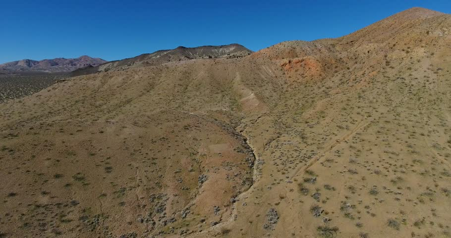 Aerial Drone Flyover Of Red Rock State Park In 4k 24 Fps | Shutterstock HD Video #24115972
