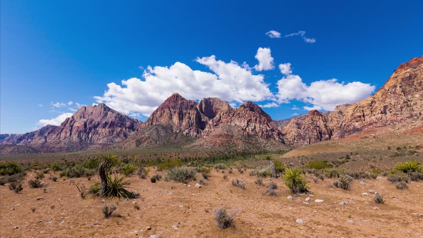 Red Rock Canyon | Shutterstock HD Video #24126592