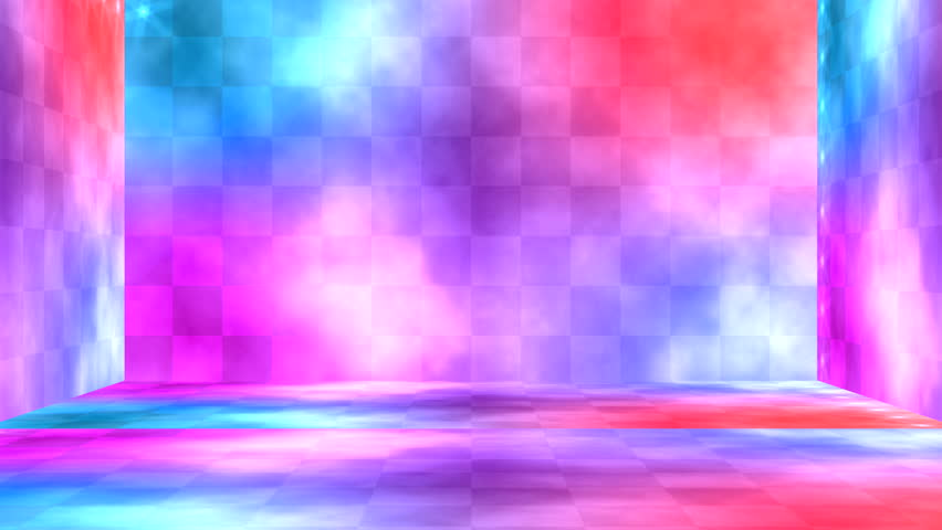 jukebox_background for music_dance flashes - HD stock footage clip