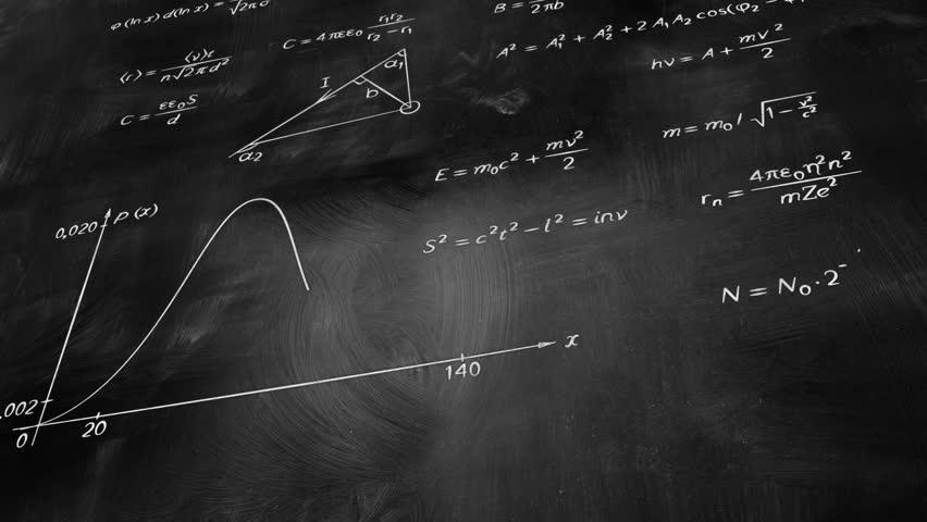 math blackboard background hd - photo #41