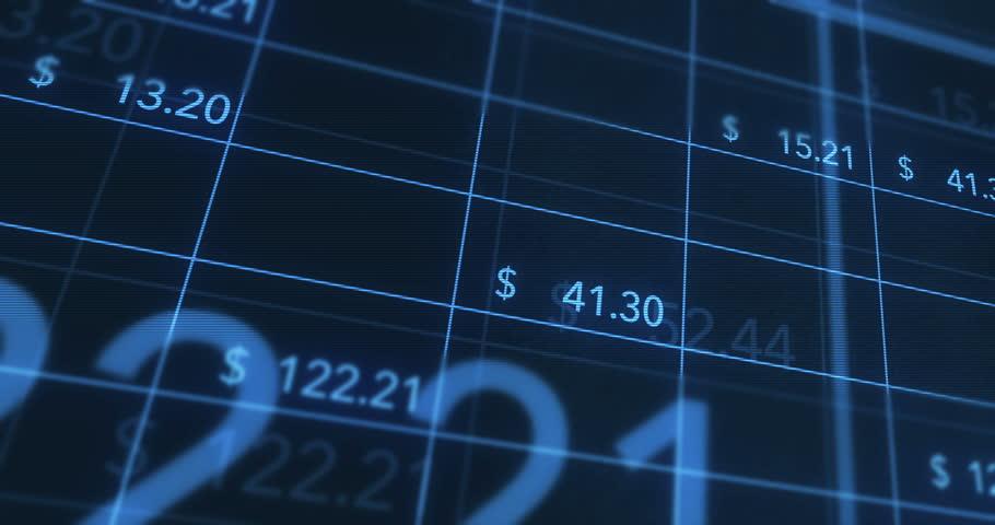 Header of Accounting Data
