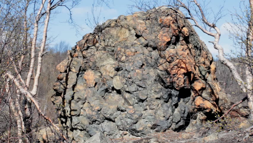 Pillow Lava Definition Meaning
