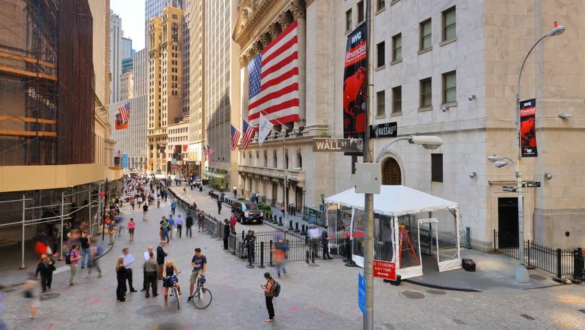 new york city september 13 wall street september 13
