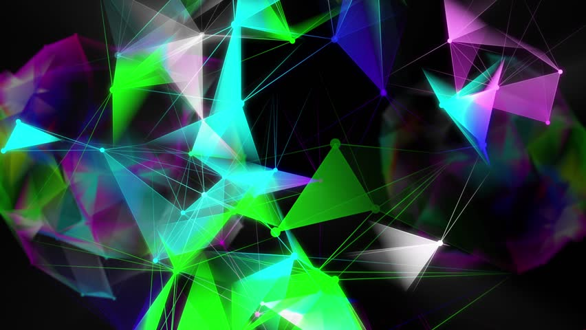 Abstract Element and Background - 1 - Vivid