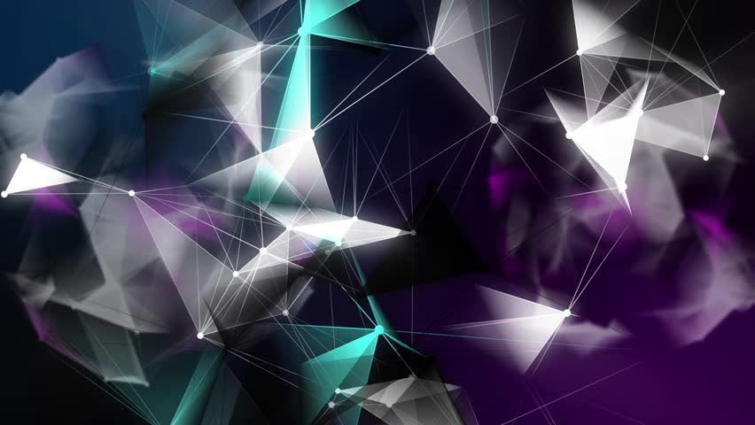Abstract Element and Background - 4 - Cold