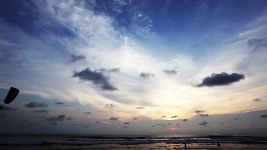 Suneset. Thailand, Phuket | Shutterstock HD Video #2814979