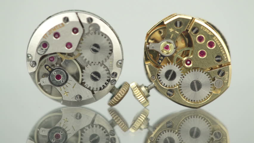 Clockworks | Shutterstock HD Video #2825086