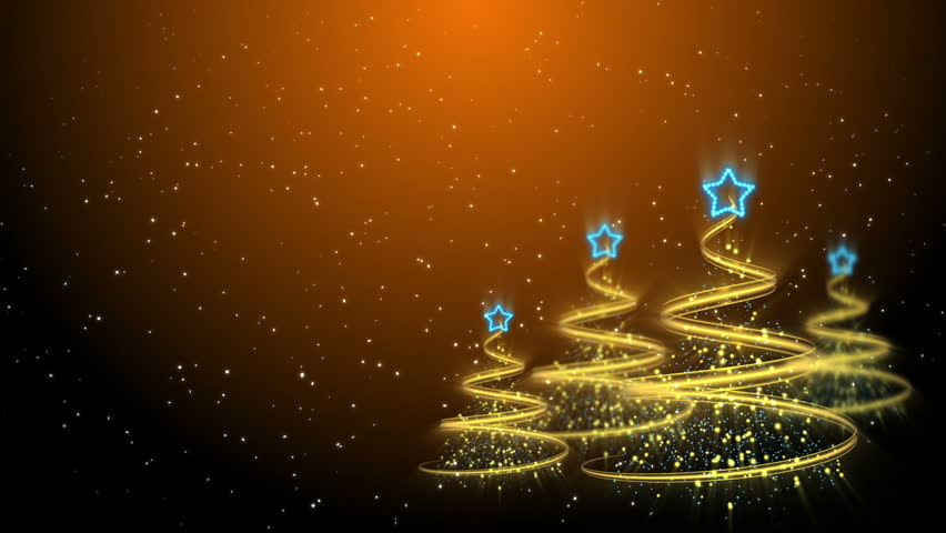 Christmas Trees Background - Merry Christmas 59 (HD) | Shutterstock HD Video #2844481