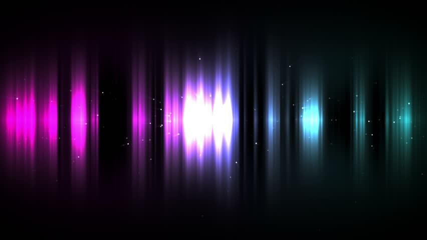 techno rainbow background - photo #5