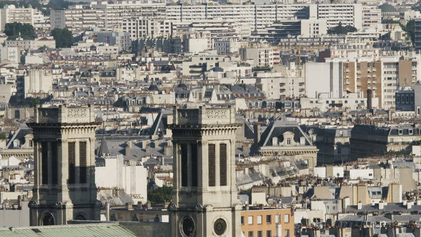Paris cityscape. Still Shot | Shutterstock HD Video #29054524