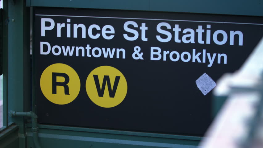 NYC Prince St Station | Shutterstock HD Video #29116138