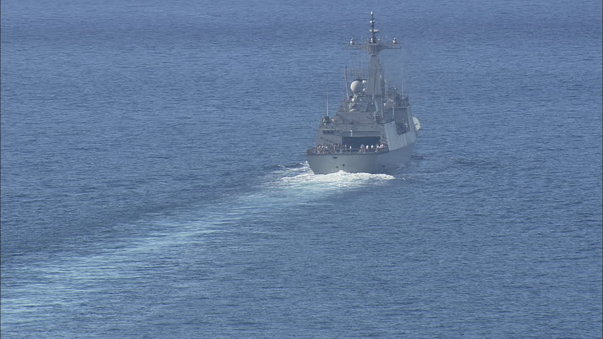 Header of naval
