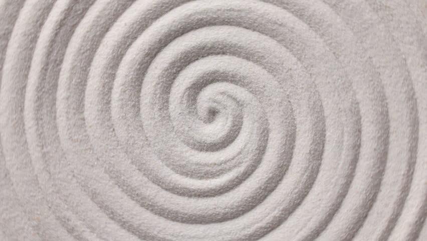 Concentric Zen circles