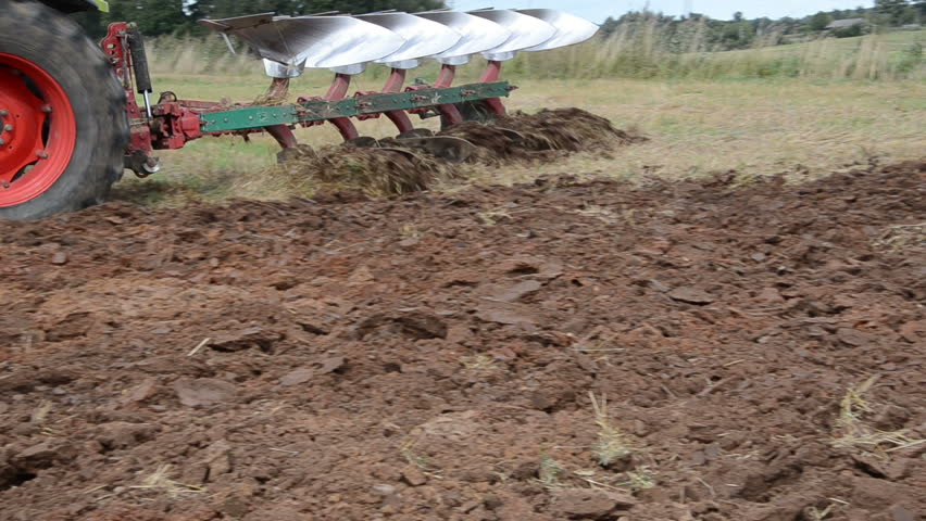 Plowing up new soil with world agriculture
