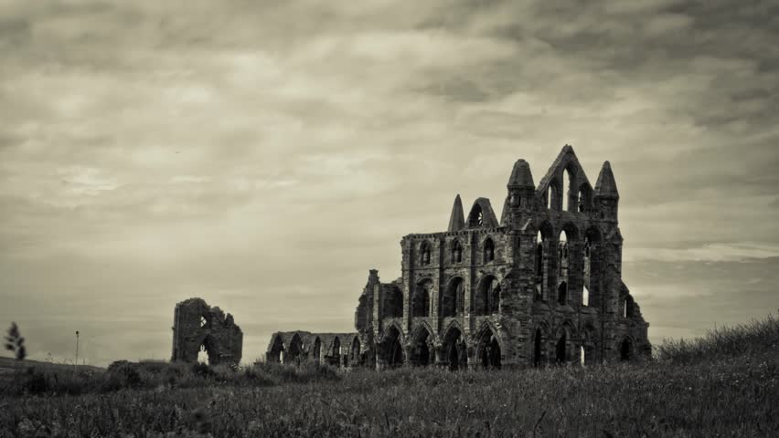 Whitby Abbey Timelapse