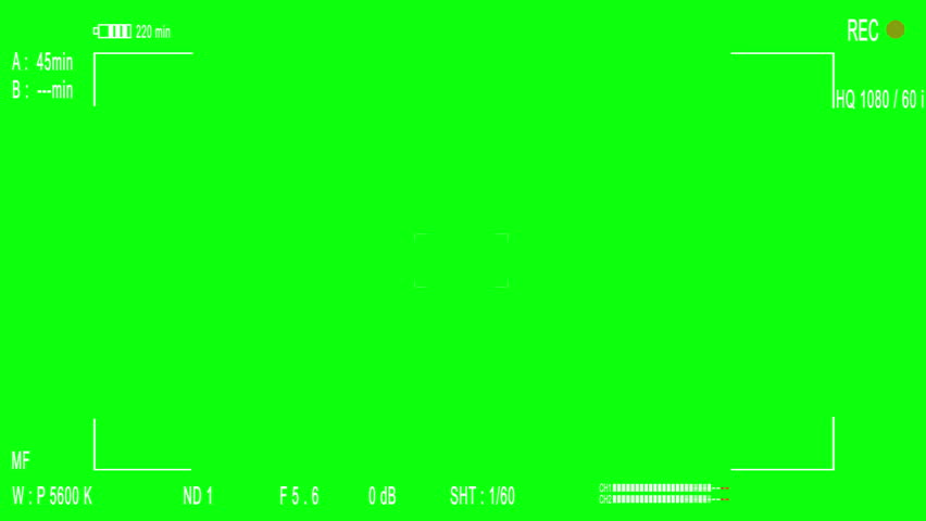 Camera viewfinder 
