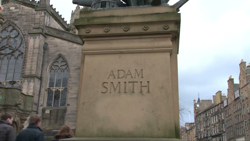 Header of Adam Smith