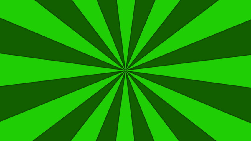 green sunburst background - photo #14