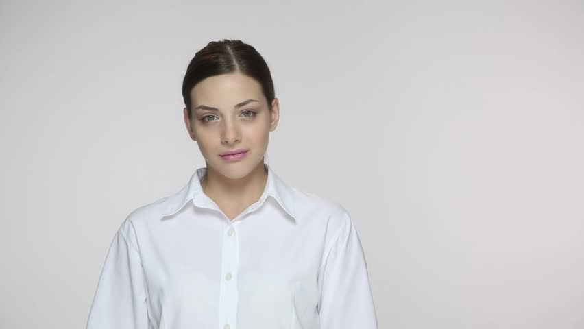 Business woman - HD stock footage clip