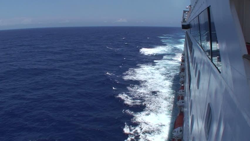Cruise Ship: Port Side | Shutterstock HD Video #448402