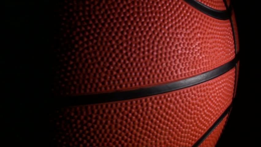 Basketball loop against black V1   Shutterstock HD Video #465763