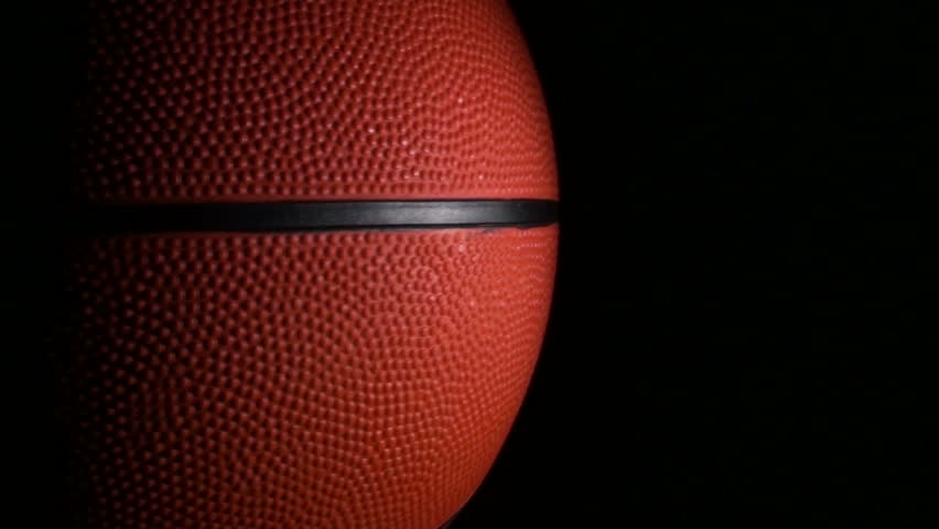 Basketball with copy space   Shutterstock HD Video #465772