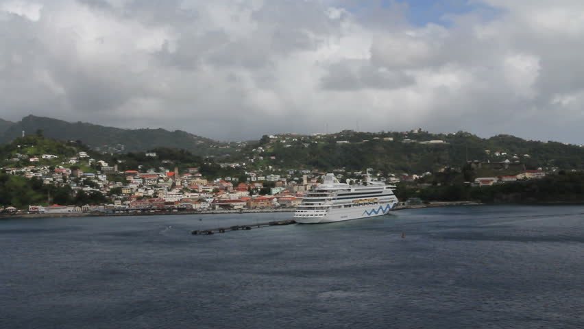 Grenada - HD stock video clip