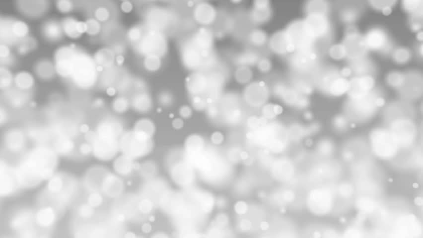 Abstract winter snow background - seamless loop