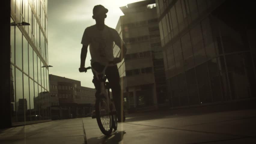 BMX: Nose Wheelie