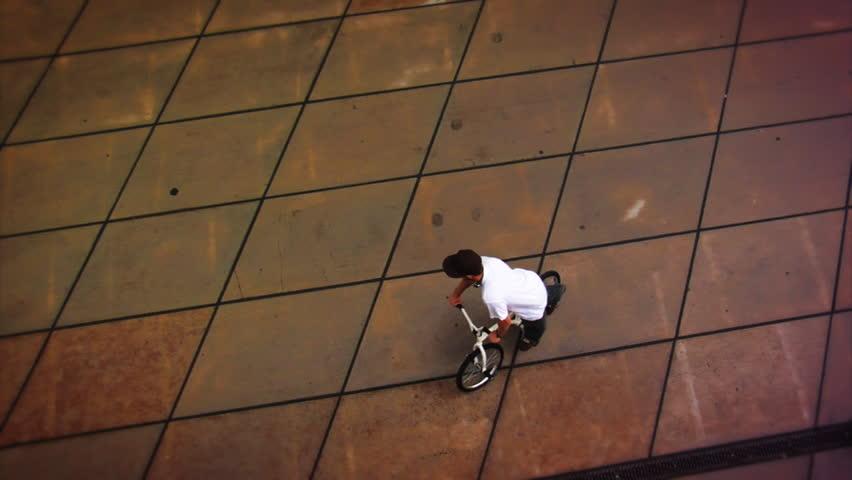 BMX: Flatland Top Shot