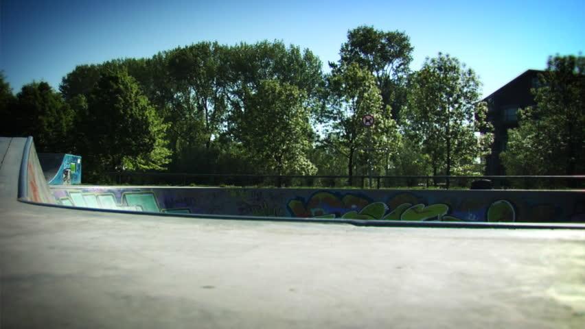 BMX: Wheel Slide