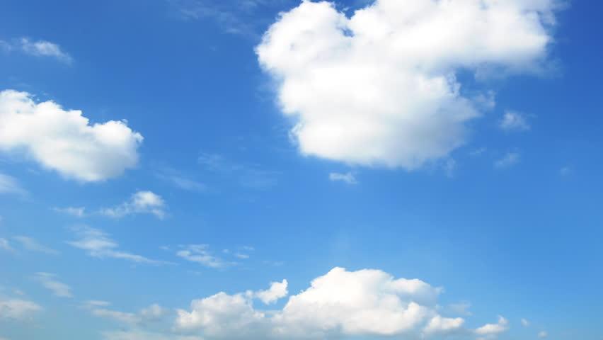 Clear Sky Stock Footage Video 503392 - Shutterstock