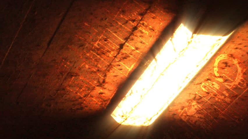 Flickering Light Loop