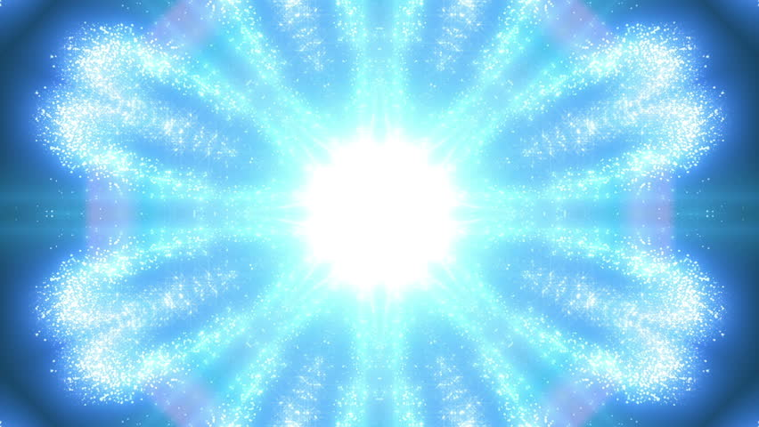 kaleidoscope Particles.