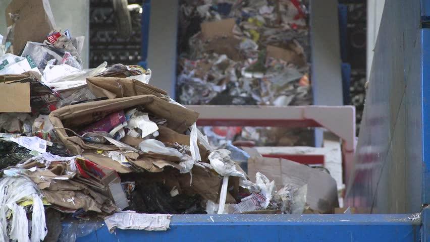 Garbage piling up (2 of 5)
