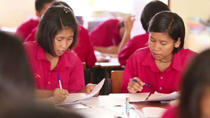 Homework help thai student