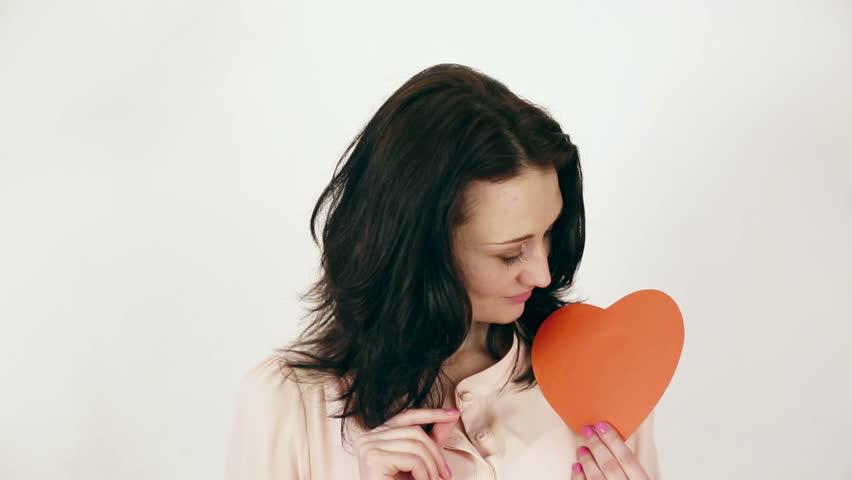 Pretty Love Hearts Heart Saying i Love You