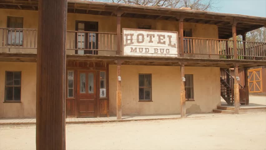 Western Hotel and Saloon