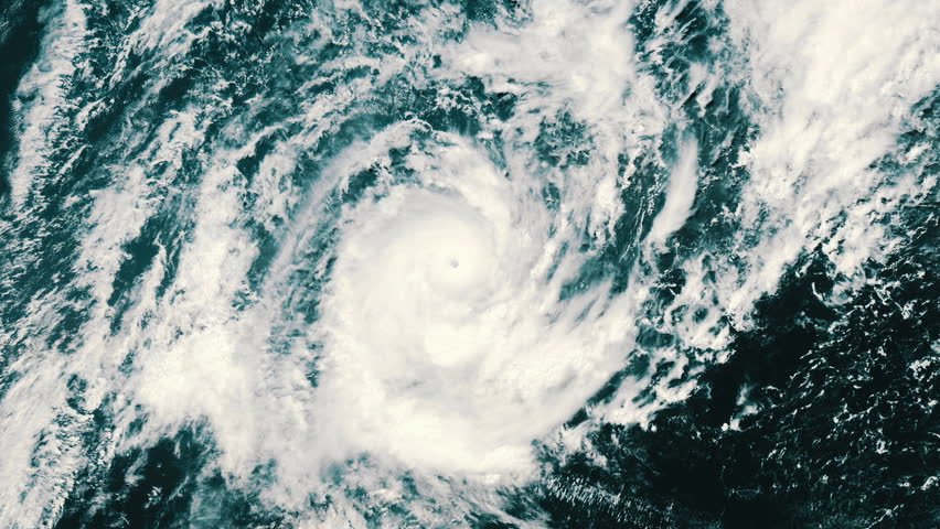 Into the eye of the hurricane