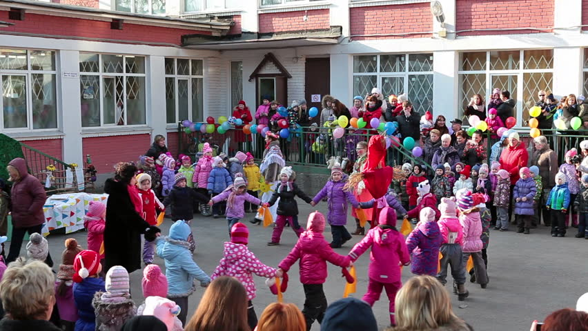 russian nursery