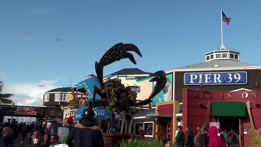 SAN FRANCISCO, - APRIL 01: